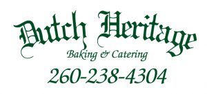 Dutch Heritage Baking and Catering