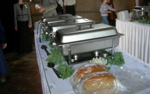 Dutch Heritage Wedding Catering